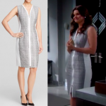 'The Bold and the Beautiful' Fashion: Get Katie Logan's Front Zip Dress For Less – Heather Tom's Style!