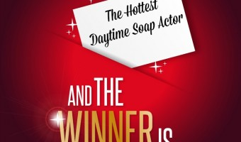 The Hottest Daytime Soap Actor: Vote For Your Favorite Handsome Soap Star! (POLL)