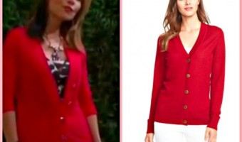 'Days of Our Lives' Fashion: Get Kate Robert's Tory Burch Sweater – Lauren Koslow's Style!