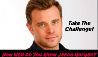 'General Hospital' Trivia: How Well Do You Know Jason Morgan? Take The Challenge!