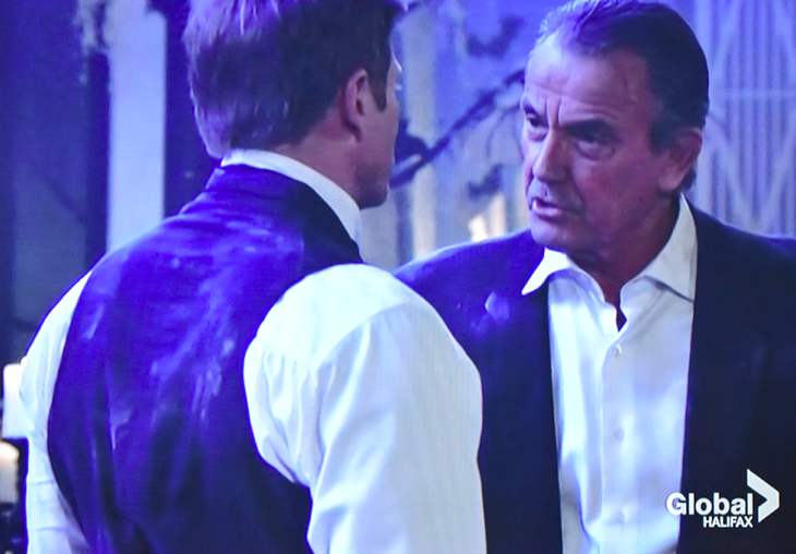 'The Young and the Restless' (Y&R) Spoilers: Victor Puts Billy on Blast, Shares Father-Son Love With Adam - Best Line of The Day