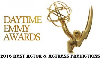 Daytime emmy award predictions best actor and actress for 2016 emmy