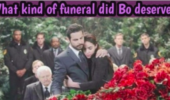 'Days of Our Lives' POLL: Did Bo Brady Get the Proper Sendoff? Were You Satisfied with Bo's Funeral? VOTE!