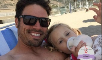 'The Young And The Restless' News: Joshua Morrow's Daughter Recovering From Broken Leg After Accident