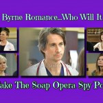 'General Hospital' POLL:  Who Will Michael Easton's New Character Dr Byrne Romance? VOTE!