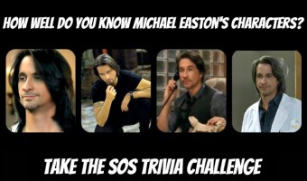 'General Hospital' Trivia: How Well Do You Know the characters of Michael Easton on GH? Take The Challenge!