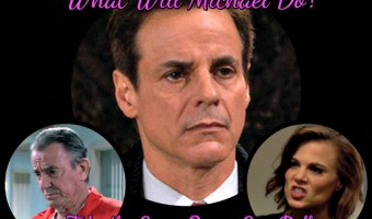 'The Young and The Restless' POLL: What Will Michael Do? Will He Hurt or Help Victor? VOTE!