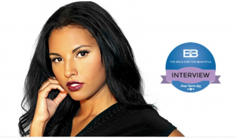 """'The Bold and the Beautiful' Exclusive Interview: Felisha Cooper Dishes on Her """"B&B"""" Co-Stars, New Comedy & Future Plans"""