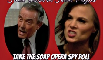 'The Young and The Restless' POLL: Are You Team Victor or Team Phyllis? VOTE!