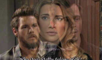'The Bold and the Beautiful' POLL: Who Does Steffy Belong with Liam or Wyatt? VOTE!