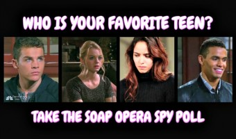 'Days of Our Lives' Poll: Which DOOL Teen Is Your Favorite? Vote for Joey, Ciara, Theo or Claire?