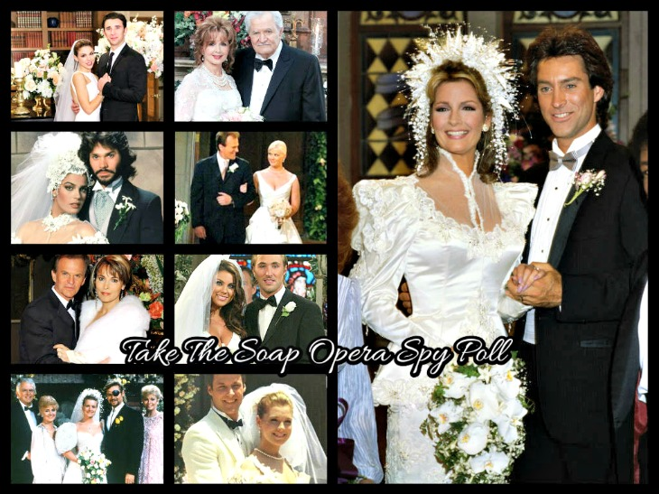'Days of Our Lives' Poll: Vote for Your Favorite DOOL Wedding Dress!