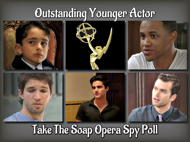 Who Will Win The 2016 Emmy For Outstanding Younger Actor? VOTE!