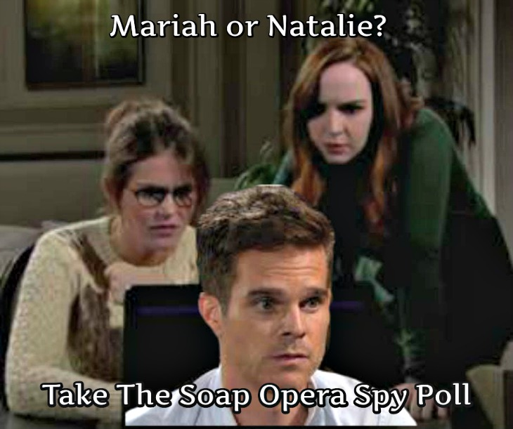 'The Young and the Restless' POLL: Do You Prefer Kevin With Mariah or Natalie? VOTE!