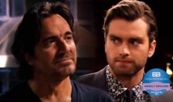 'The Bold And The Beautiful' Weekly Spoilers May 30 – June 3: Thomas And Ridge Face Off Over Douglas – Ridge Refuses To Let Him See Baby