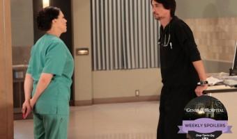 'General Hospital' Spoilers Week Of May 31 – June 3: Lucas Struggles to Survive – Hayden's Mom Naomi Dreyfus Hits Town – Kiki and Dillon Date, Morgan Fumes – Bobbie Makes a Hard Choice