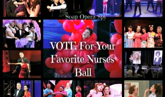 'General Hospital' POLL: Vote For Your Favorite GH Nurses Ball!  VOTE!