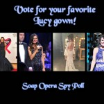 'General Hospital' Poll:  Which Was Your Favorite Lucy Nurses Ball Gown?  VOTE!