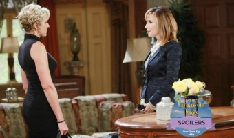 'Days of Our Lives' Spoilers Tuesday May 3: Kate and Nicole's Showdown – Clark's Blackmail Alarms Summer – Julie and Caroline Stunned by Maggie's News