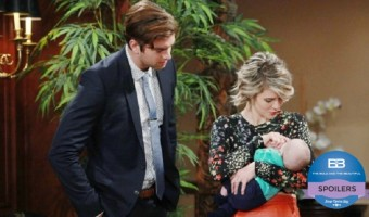 'The Bold and the Beautiful' Spoilers: Thomas' Dilemma – Will He Choose Forrester Creations Shanghai Or Claim Douglas As His Son