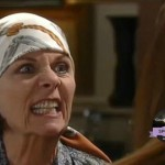 """'General Hospital' Spoilers: Tracy Faces Off With Sabrina In Battle For Baby """"Edward"""""""