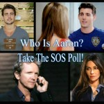 'General Hospital' Poll: Who is GH's Aaron? VOTE!