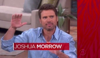 'The Young And The Restless' News: Joshua Morrow Appears On 'The Talk' – Dishes On 'Y&R' Storylines