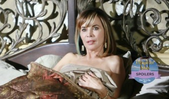 'Days Of Our Lives' Spoilers: Kate Shocked By Deimos' Return From The Dead – Deimos And Nicole Plot Revenge