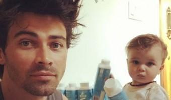 'General Hospital' News: Matt Cohen Shares Cute Video With Son Macklin – Watch Here!