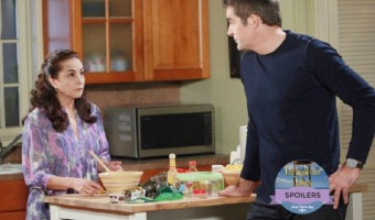 'Days Of Our Lives' Spoilers: Adriana Schemes To Break Up Rafe And Hope – Meddling Mother Determined To Keep Son Away