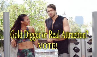 'The Bold and the Beautiful' POLL: Does Sasha Really Want Thomas' Love or Is She a Gold Digger? VOTE!