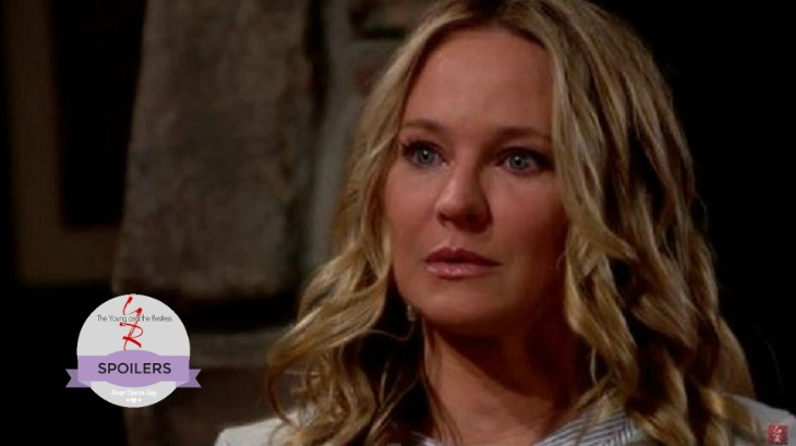 'The Young And The Restless' Spoilers: Walls Are Closing In On Sharon Newman As Sully's DNA Reveal Nears - Can Writers Get Sharon Out Of Hole That Was Dug?