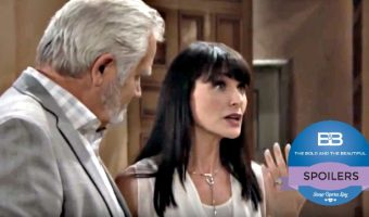 'The Bold and the Beautiful' Spoilers: Quinn Flashes Her Bling, Steffy Freaks Over Engagement – Bill Urges Steffy to Focus on Wyatt
