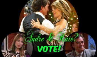 'Days of Our Lives' POLL: Do You Like Kate and Andre Together? VOTE!