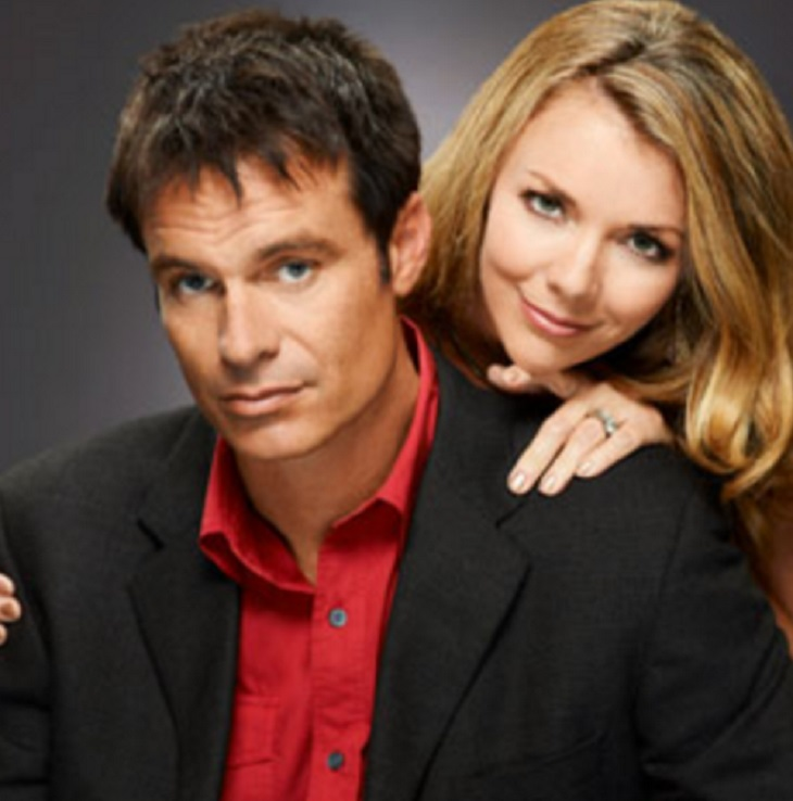 Days Of Our Lives Rumor Dool Super Couple Carrie Brady And Austin Reed Returning To Salem Soap Opera Spy