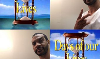 'The Bold And The Beautiful' News: 'B&B' Star Aaron D. Spears Joins The Cast Of 'Days Of Our Lives'