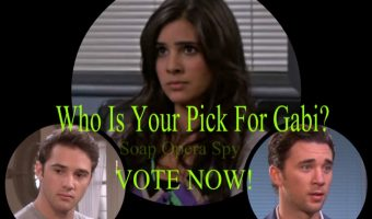 'Days of Our Lives' POLL: Who's the Best Love Interest for DOOL Gabi? VOTE!