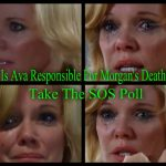 'General Hospital' POLL:  Is Ava Responsible for Morgan's Death? VOTE!