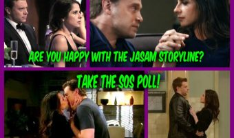 'General Hospital' POLL: Are You Happy With The Jasam Storyline? VOTE!