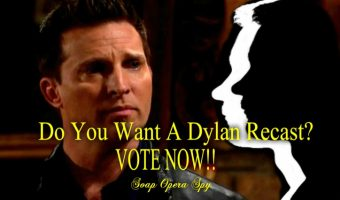 'The Young and the Restless' POLL: Should Dylan McAvoy be Recast or Written Out? VOTE!