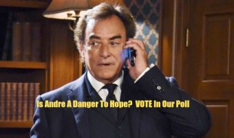 'Days Of Our Lives' POLL: Is Hope In Danger From Andre?  VOTE!