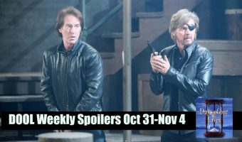 'Days of Our Lives' Spoilers Week of Oct 31-Nov 4: Stunning Confessions, Daring Rescues and Even More Baby Drama