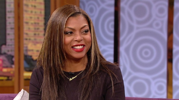 "'Empire' News: Taraji P. Henson Penning Tell-All Book ""Around The Way Girl"" - Opening Up About Abusive Past"