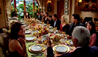 'The Bold and the Beautiful' Spoilers Week of Nov 21-25: Thanksgiving Madness – Ridge Proposes, Bill Threatens Him – Steffy And Eric Reunite