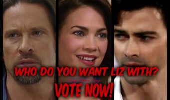 'General Hospital' POLL: Who Do You Want Liz With, Franco or Griffin? VOTE!