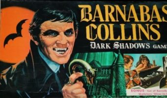 'Dark Shadows' News: Rare Finds – 'DS' Fans Share Thoughts On Original Milton Bradley And Whitman Board Games