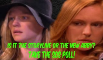 'Days of Our Lives' POLL: What Bothers You More, The New Abby or Her Storyline? VOTE!