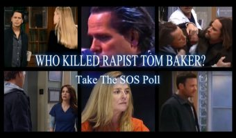 'General Hospital' Poll: Who Killed Tom Baker? VOTE!