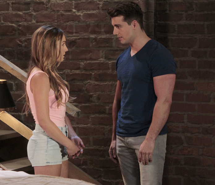 'General Hospital' Spoilers: Kristina's Love Life Stalled By Morgan's Death – Will Aaron Be Back In PC?