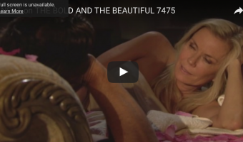 WATCH: 'The Bold and The Beautiful' Preview Video Monday, December 5